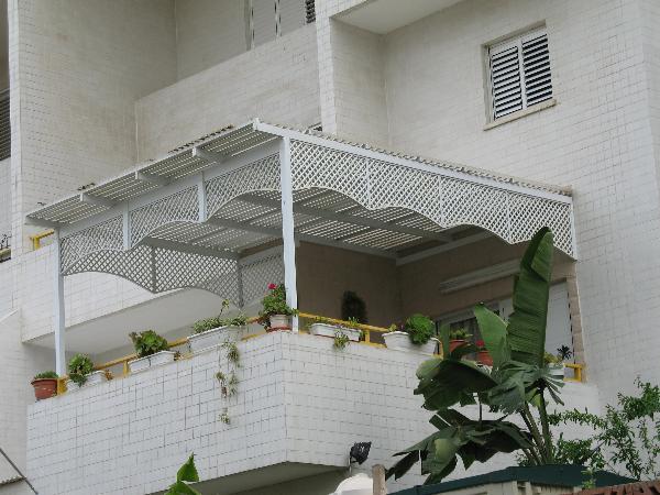 פרגולות אלומיניום - פרגולות למרפסת שמש - פרגולת הצללה למרפסת שמש