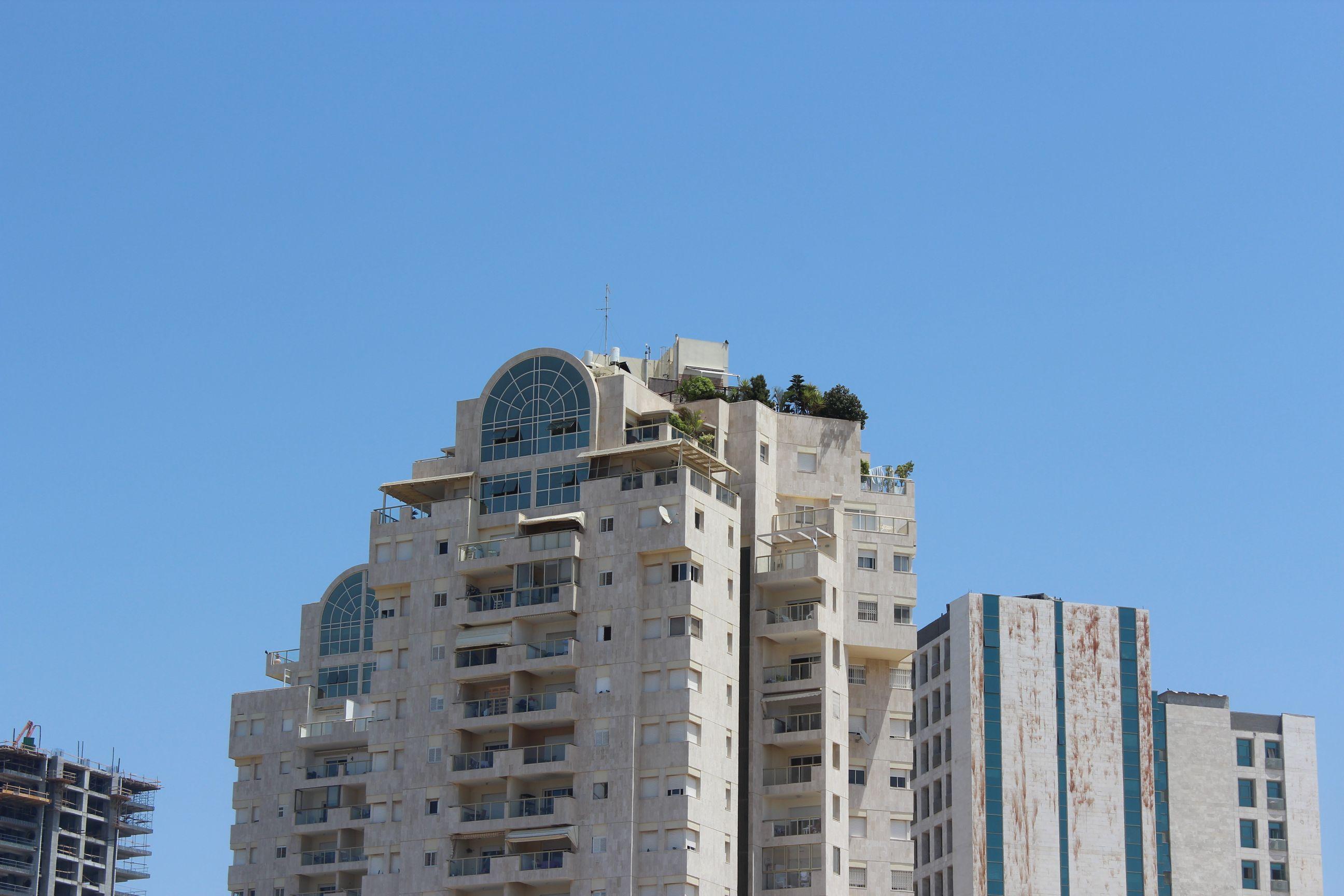 פרגולות אלומיניום - פרגולות לדירות גג - פרגולה - דירות גג