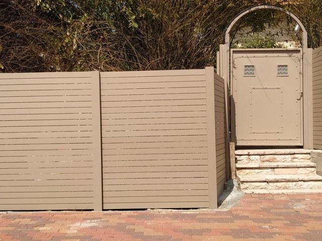 שערים - שערים מודולריים - שער מודולרי