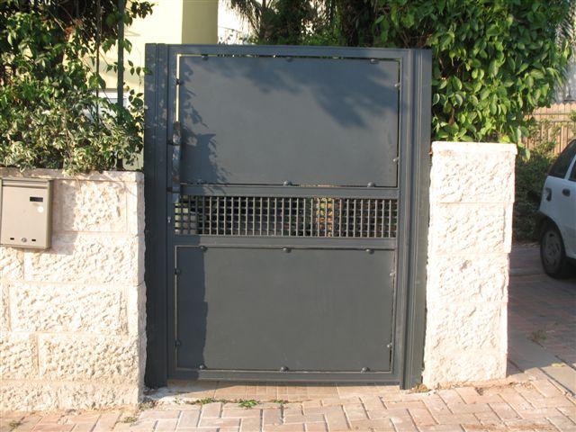 שערים - שערים דגם רשת אייל - שערים רשת