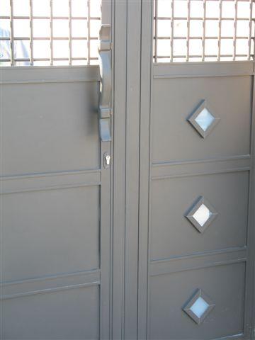 שערים - שערים דגם רשת אייל - שער רשת