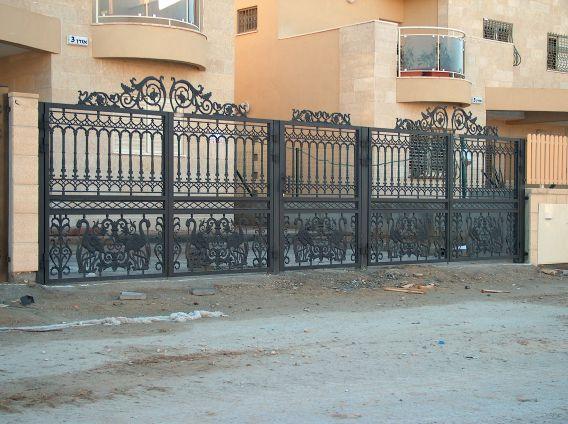 שערים - שערים דגם יציקות -