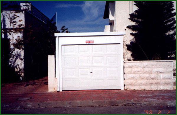 שערים - שערים דגם פנלים - שער