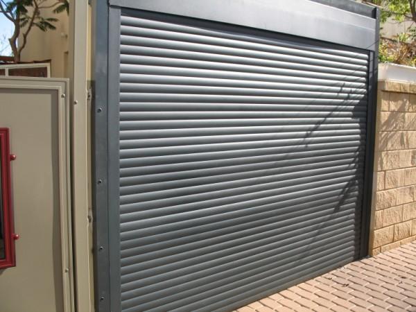 שערים - שערים דגם גלילה - שערי גלילה גבעת שמואל
