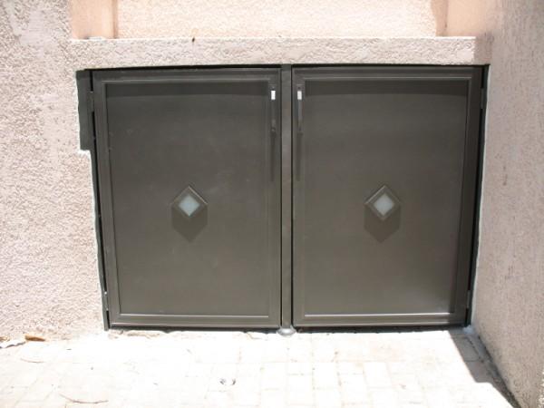 שערים - שערים / דלתות שירות - שערים- דלתות שירות