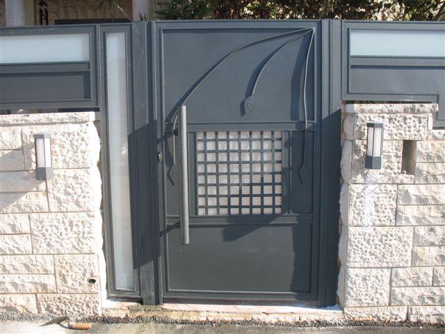 שערים - שערים-פרזול - שערים-פרזול