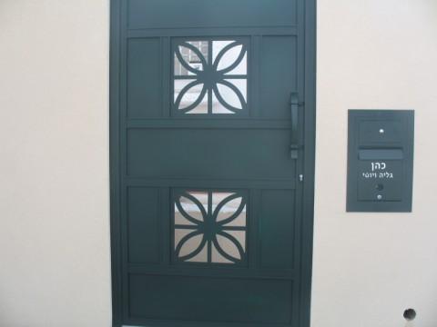 שערים - שערים - זכוכית מעוצבת - שערים זכוכית מעוצבת