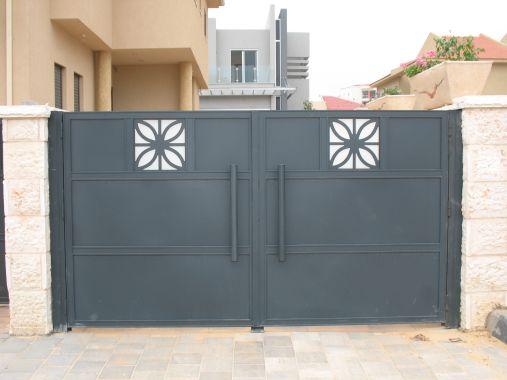 שערים - שערים - נפחות - שער נפחות וזכוכית