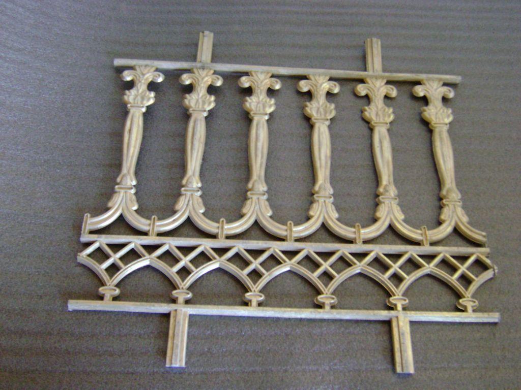 גדרות - גדר יציקות - יציקת פרופיל קשת