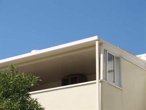 בנייה קלה - בניה קלה - גג אלומיניום - גגות - פנלים מבודים